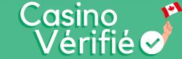 Casino vérifié - Le classement des casinos qui paient vraiment !